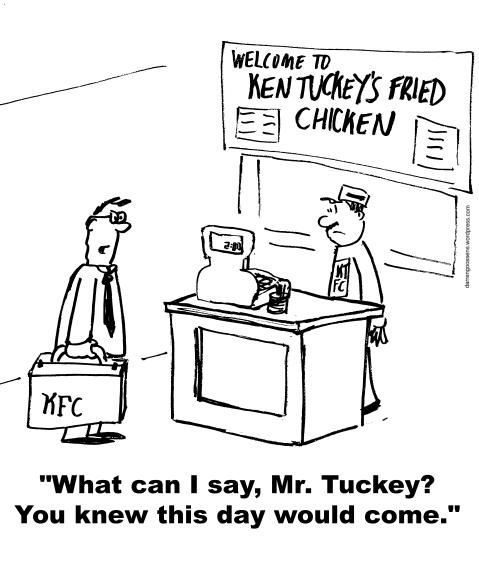 Ken Tuckey.
