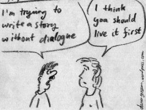 no_dialogue
