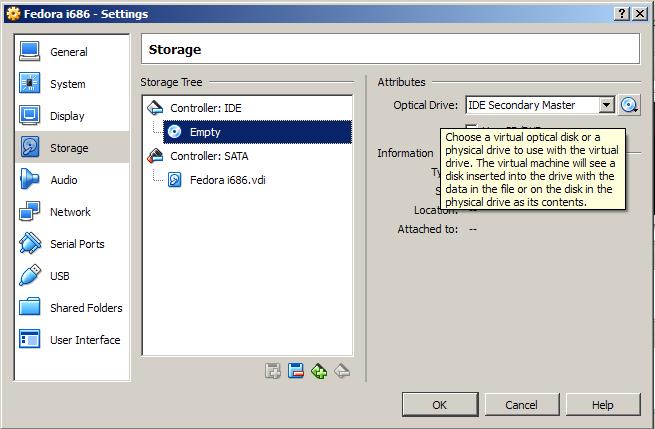 Step by Step Install of Fedora on VirtualBox | Darren Goossens