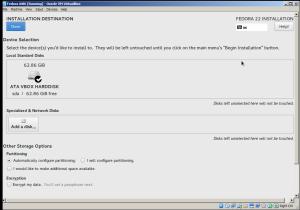 Install Fedora figure 4.