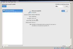 Install Fedora figure 6.