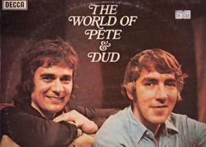 Cover of The World of Pete and Dud