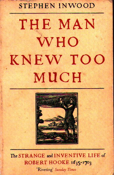 The cover of <em>The Man Who Knew Too Much</em>by Stephen Inwood.