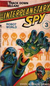 Cover of <i>Robot World</i> by Seth McEvoy.