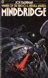 Cover of <i>Mindbridge</i> by Joe Haldeman.