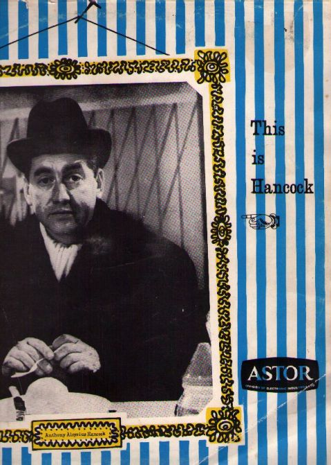 Some of the front of the LP sleeve of <i>This is Hancock</i>.