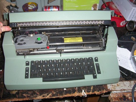 Photo of green selectric 2